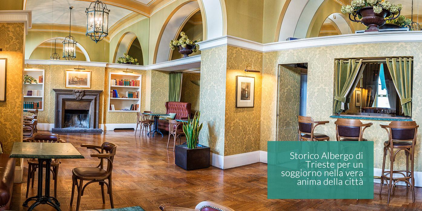 Hotel Trieste - Alberghi Trieste Centro | Albergo alla Posta Trieste